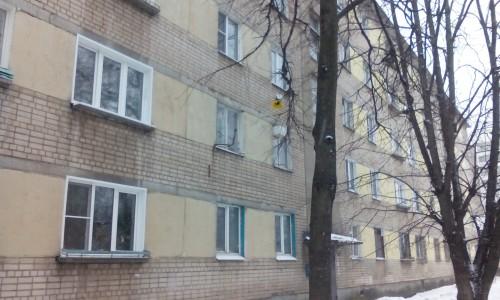 Квартира 1МС ул. 14-й Проезд
