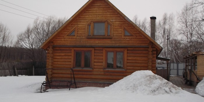 Дом д. Жары, Ивановский р-н