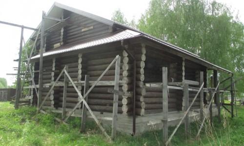 Дом с землей м. Уводьстрой